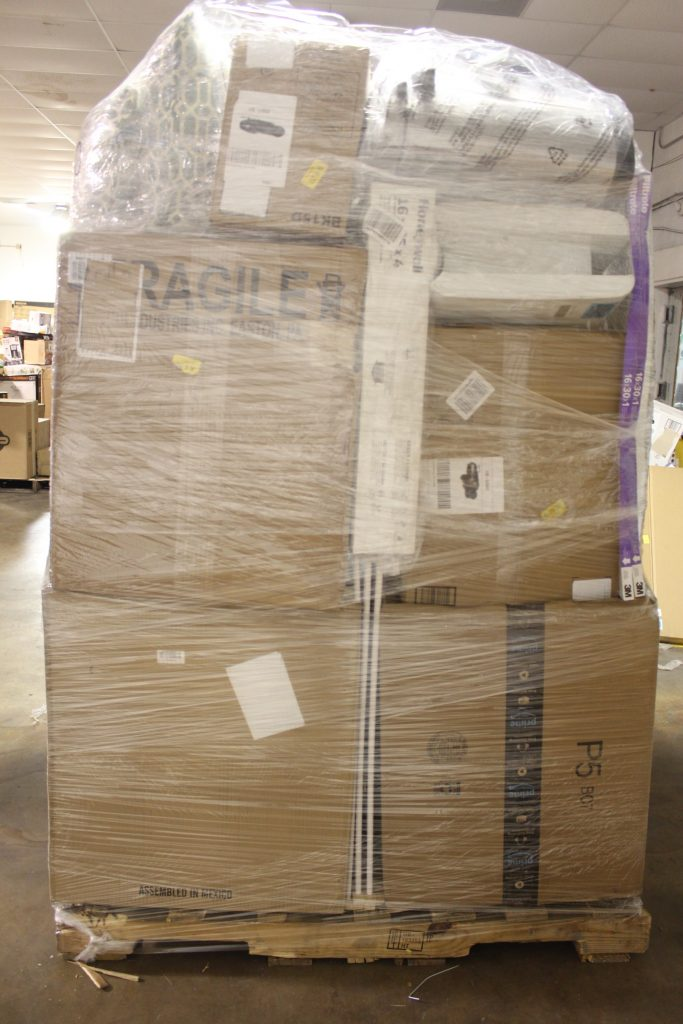 General Merchandise Pallet MSRP $1 925 60 Domestics puter